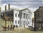 1791 Bank of the U.S.