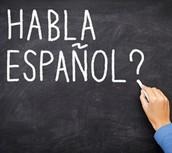 Learn your comandos de Español