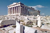 Parthenon outer look