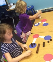 Number Bonds in First Grade