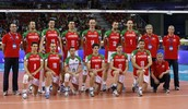 Bulgarian mens volleyball team