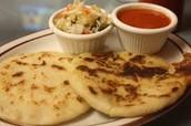 A really popular dish in El Salvador