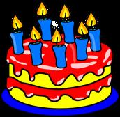 September Author Birthdays