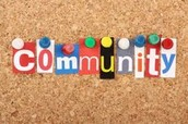 COMMUNITY FEATURES: