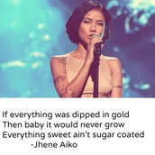 Stay Ready by: Jhene Aiko