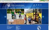 Newly Designed Main Page