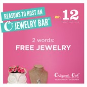 Host a Jewelry Bar or Take Out Menu Party !