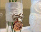Create a keepsake with memories of saying I DO!
