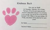 Kindness Buck