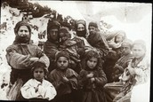 Children and women in the Armenian Genocide