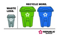 use recycle bins
