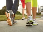 Join a weekly walk led by Karina and Adriana