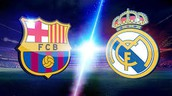 FC BARCELONA VS REAL MADRID!!!