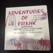 Book created by BCHS and grade 2 students