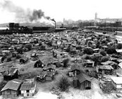 Hooverville and Homeless Towns