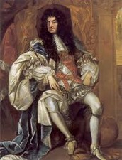 How was Charles II connected?