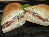 Ceaser Sandwich