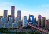 The capital of China