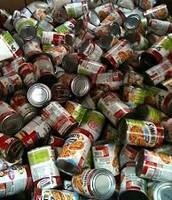 Colecta de Alimentos de comida enlatada del 3er Grado, 02 al 15 de Diciembre