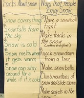 Facts About Snow, Ways That People Enjoy Snow
