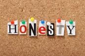 4. Honesty