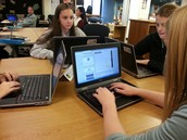 Student Collaboration in Padlet