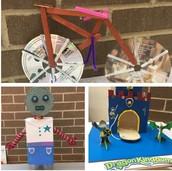 First Grade Invention Fair