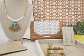 Cork and Teal Trends