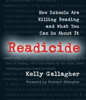 Kelly Gallagher's Readicide