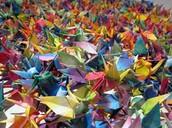 The Paper Cranes