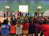 Book Character Day and Wrap Assembly