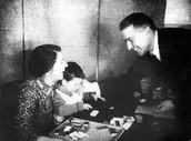 Vygotsky with his family