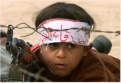 Children Fighting in Afghanistan