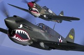 F is for Flying tigers