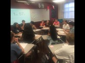 8th Period Socratic Seminar
