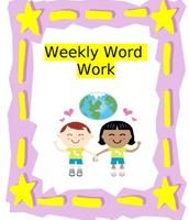 Word Work: Compound Words
