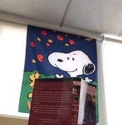 """Snoopy """"Reads"""""""