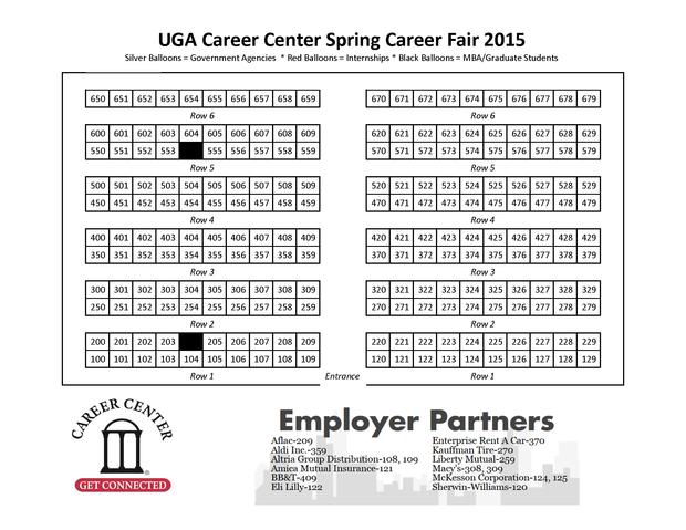 uga career center resume help