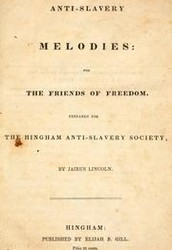 """The Anti-Slavery Melodies"""