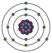 3-D picture of the element