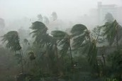 during tornado