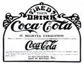 Coca-Cola 1882