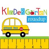 Kindergarten Bus Round Up!