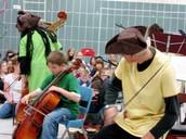 Troubadours Assembly!!!