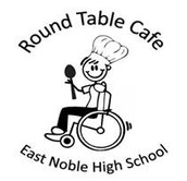 Round Table Cafe Menu - Friday October 23rd