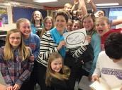 Mrs. Kasprowicz- #WHYITEACH