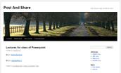 My own WordPress