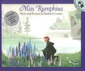 Be a Good Citizen with Miss Rumphius Webquest