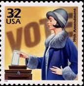 21) 19th Amendment
