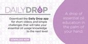 dōTERRA Daily Drop App